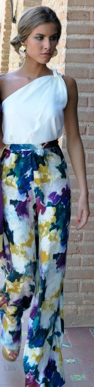 Floral fashion | LBV ♥✤