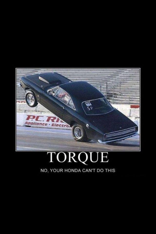 American Muscle = Torque American Racing Wheels
