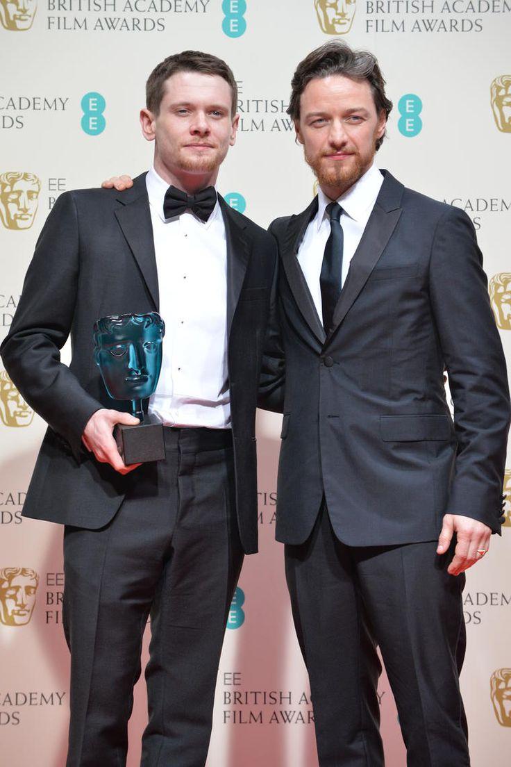 Winners at the EE British Academy Film Awards in 2015 | BAFTA