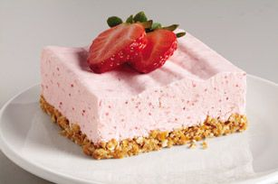 Strawberry Margarita Dessert recipe -This dessert is so yummy! Next time I am going to try to lighten it up though.