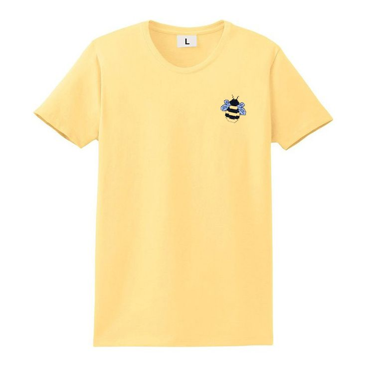 Bee Pocket Yellow T-shirt