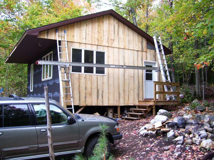 Deer Camp Shelter Storage : Best ideas about deer camp on pinterest survival