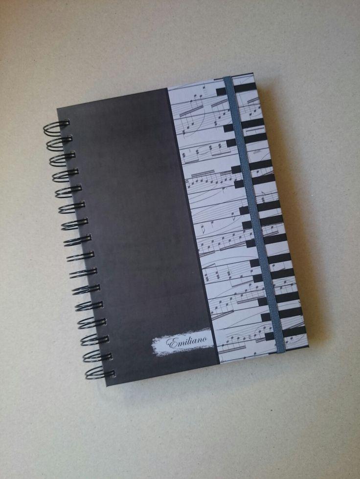 Agenda 017 Personalizada Bynf.