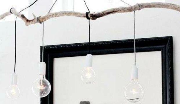 Zelf een hanglamp maken? Wij zetten de zes leukste DIY's op een rijtje. Van betonnen lampen tot wereldbollen en van jampotten tot takken omgetoverd tot lamp!