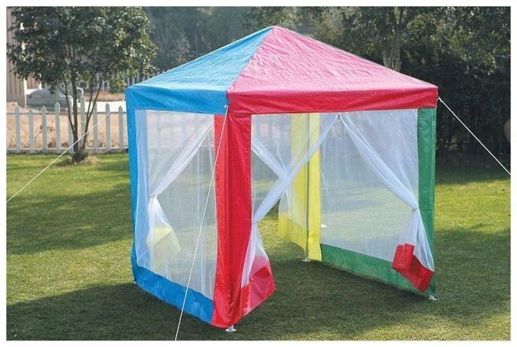 Gazebo Side Panels Small Garden Tent Outdoor Beach Canopy Shelter Kids Children  | eBay