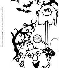 Les Fantômes de Halloween