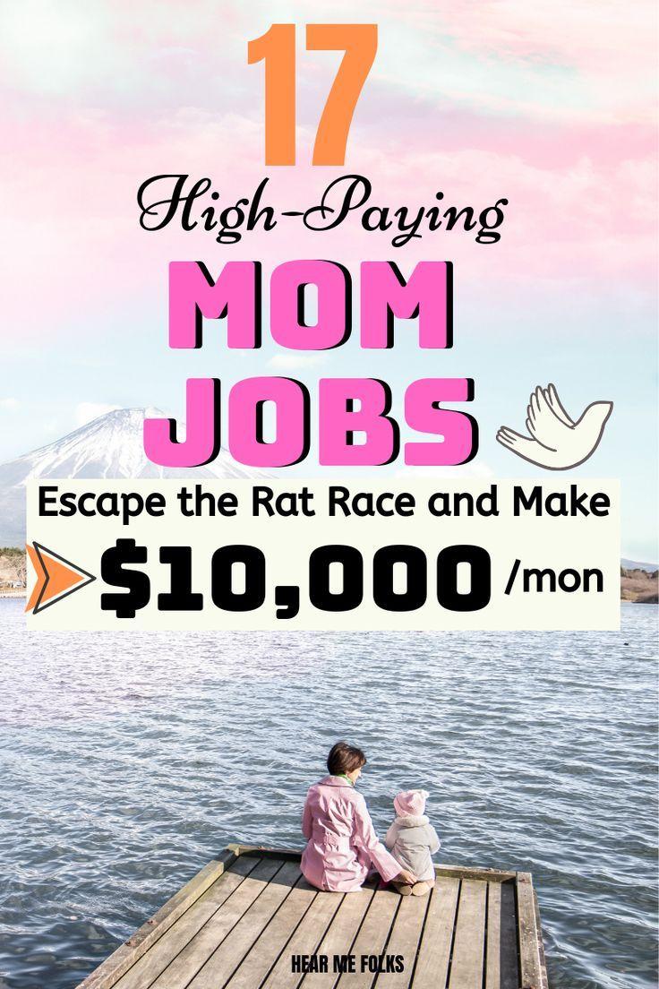 17 Flexible Jobs für Mütter, die zu Hause bleibe…