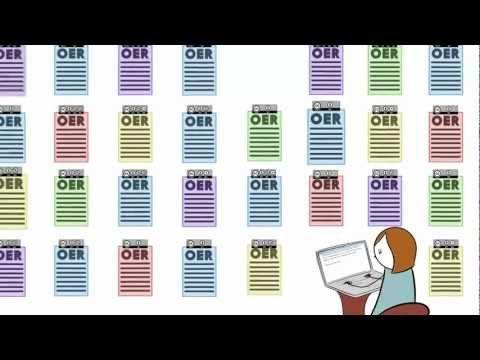 Jak tworzyć Otwarte Zasoby Edukacyjne? - YouTube