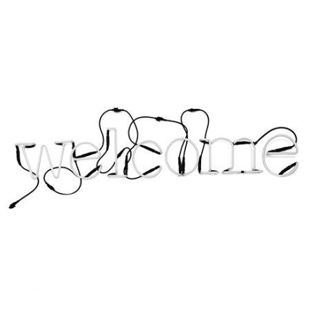 Неоновый светильник Neon Art Welcome — это буквы алфавита, цифры  и символы, насоздание которых авторов вдохновили классические типографские  шрифты.      Неоновый светильник Neon Art Welcome добавит яркий ипричудливый стиль  в&nb...