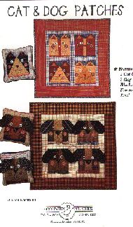 Cats (and People) Who Quilt