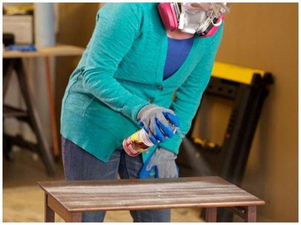 Как да реставрираме стари дървени мебели