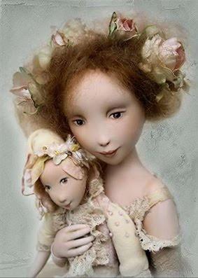 Yvonne Flipse: Art Work, Artdol, Art Dolls Contemporary, Yvonne Flips, Dolls Art, Beautiful Dolls, Dolls Barbie, Art Dolls Ii, Art Tattoo Photo