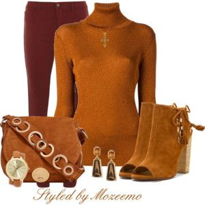Comfortable Autumn Jeggings Outfit