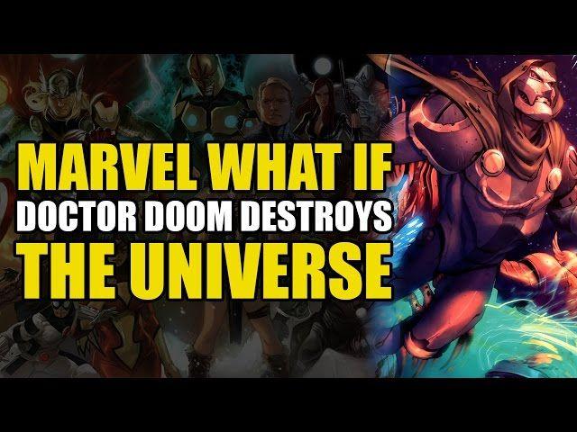 Doctor Doom Gets The Infinity Gauntlet And Destroys The Marvel Universe (Not Secret Wars 2015) - Video --> http://www.comics2film.com/doctor-doom-gets-the-infinity-gauntlet-and-destroys-the-marvel-universe-not-secret-wars-2015/  #StaffPicks