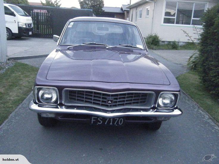 Holden Torana LJ 1972