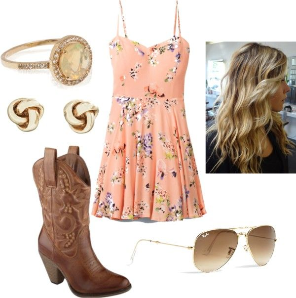 country concert outfit? Need to look amazing when I meet Luke Bryan <3