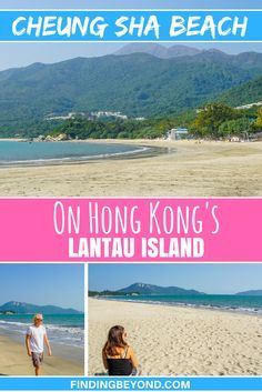 Cheung Sha Beach is one of the longest of all the Hong Kong beaches. Check out what it's like, how we got there and what else is on Lantau Island.   Best of Hong Kong   Hong Kong Main attractions   What to do in Hong Kong   Hong Kong Beaches   Top Hong Kong Beaches   Visit Lantau Island   Hong Kong on a Budget   Visit Hong Kong   Hong Kong Highlights  