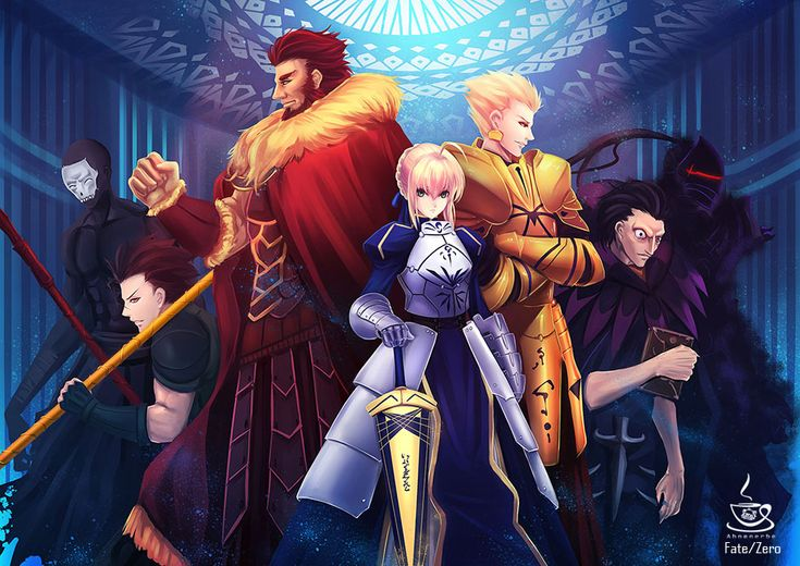 Drop What You're Doing And Watch The 'Fate/Zero' Anime On Netflix Right Now
