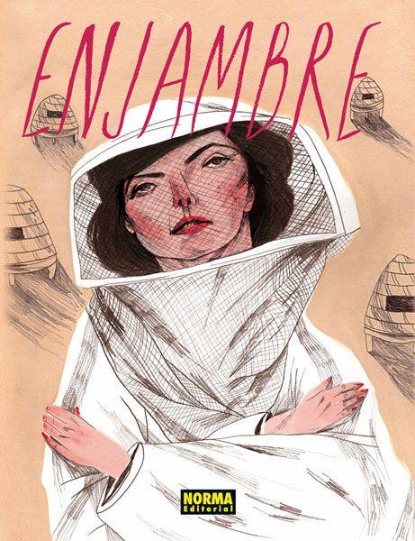 Enjambre es una antología compuesta por 17 cómics y 2 relatos