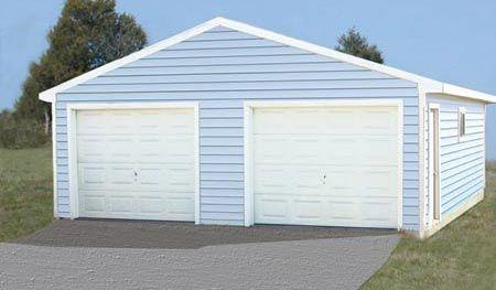 Sutherlands Cimarron Garage Packages