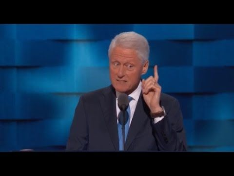 Newt Gingrich Exposed Every DIRTY Lie In Bill Clinton's DNC Speech On LIVE TV   Yes I'm Right.