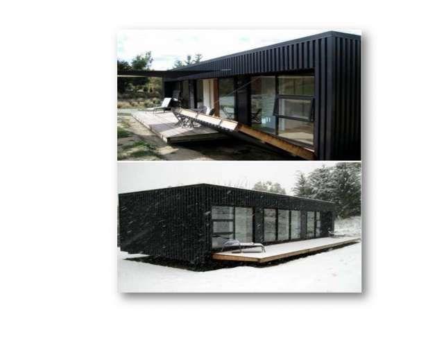 M s de 25 ideas incre bles sobre viviendas prefabricadas - Casas contenedores espana ...