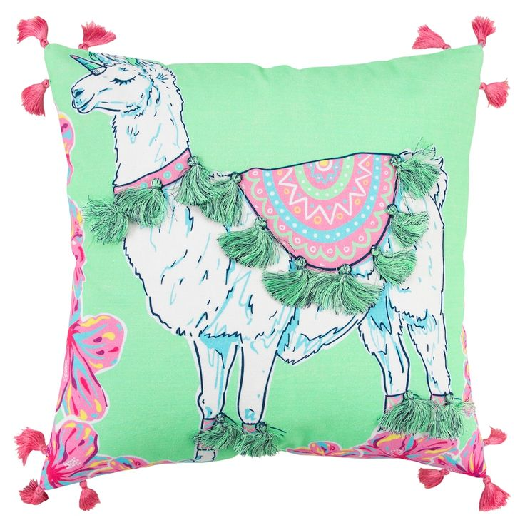 Llama Love Fashion pillow cute pillow