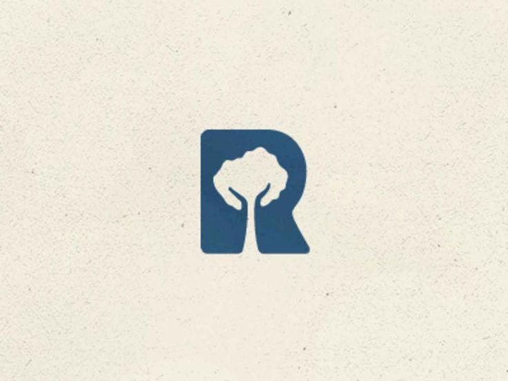 30 Cool Tree Logos - UltraLinx