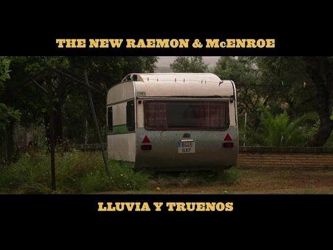 LLUVIA Y TRUENOS. Este disco es el encuentro de dos músicos en un punto de madurez e inspiración envidiables, un mano a mano entre The New Raemon y McEnroe, o Ramón Rodríguez y Ricardo Lezón.