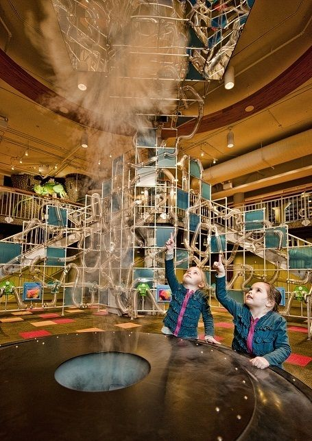 Museum of Discovery - Little Rock, AR - Kid friendly activity reviews - Trekaroo