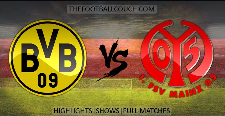 [Video] Bundesliga Borussia Dortmund vs Mainz 05 Highlights - http://ow.ly/Zp6W1 - #BorussiaDortmund #Mainz05 #soccerhighlights #footballhighlights #football #soccer #fussball #germanfootball #thefootballcouch