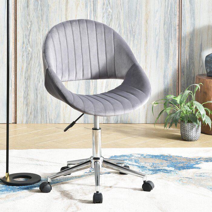 Fanning Task Chair In 2020 Task Chair Chair Cute Desk Chair