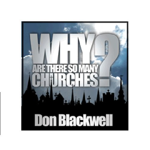 http://www.wvbs.org/index.php/categories/for-the-deaf/why-there-are-so-many-churches-dvd-blackwell.html Contemporary religious scholars and historians estimate that there are approximately 38,000 + denominations in the world today. Have you ever wondered if the true church still exists today? Does it really matter to which church I belong? If the true church does exist, how can we find it?
