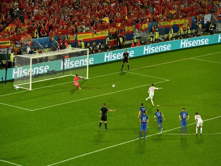 Eurocopa: tras su primera derrota en el torneo en 12 años, ahora España se cruzará con Italia en los octavos de final de esa competencia