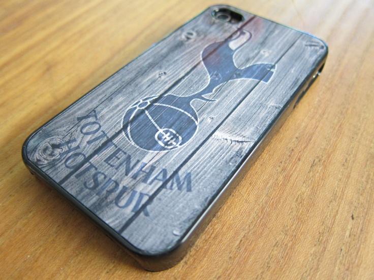 Really digging my new Tottenham Hotspurs iPhone case. Thanks eBay. :-)