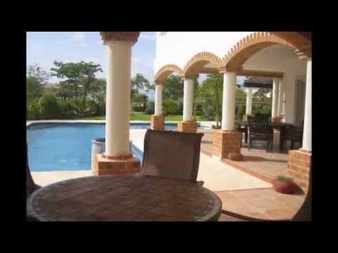 CASA ANDALUCÍA, PLAYA PARAISO FOR SALE - YouTube   INFO: alopez@sirmexico.com