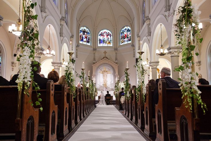Best 25+ Church Wedding Decorations Ideas On Pinterest