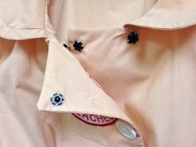 Another Crafty Day: Rockford Peach Costume: DIY Dirt in the Skirt