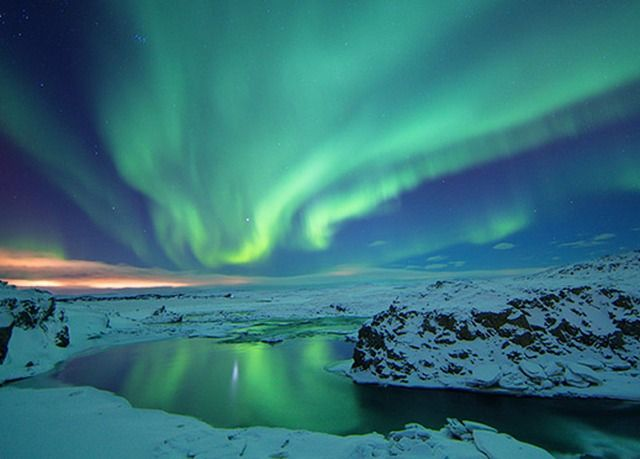 Explore spectacular Iceland with a grand hotel stay at the height of modern luxury, plus three amazing excursions and all travel included
