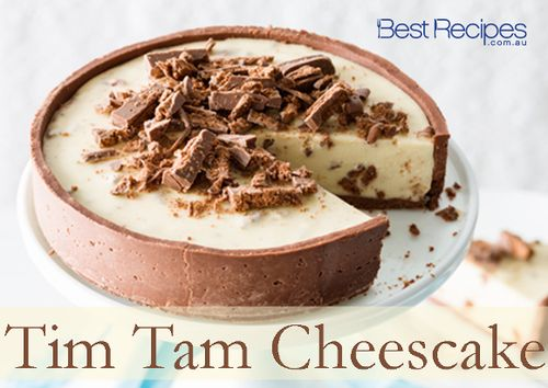 Tim Tam Cheesecake recipe