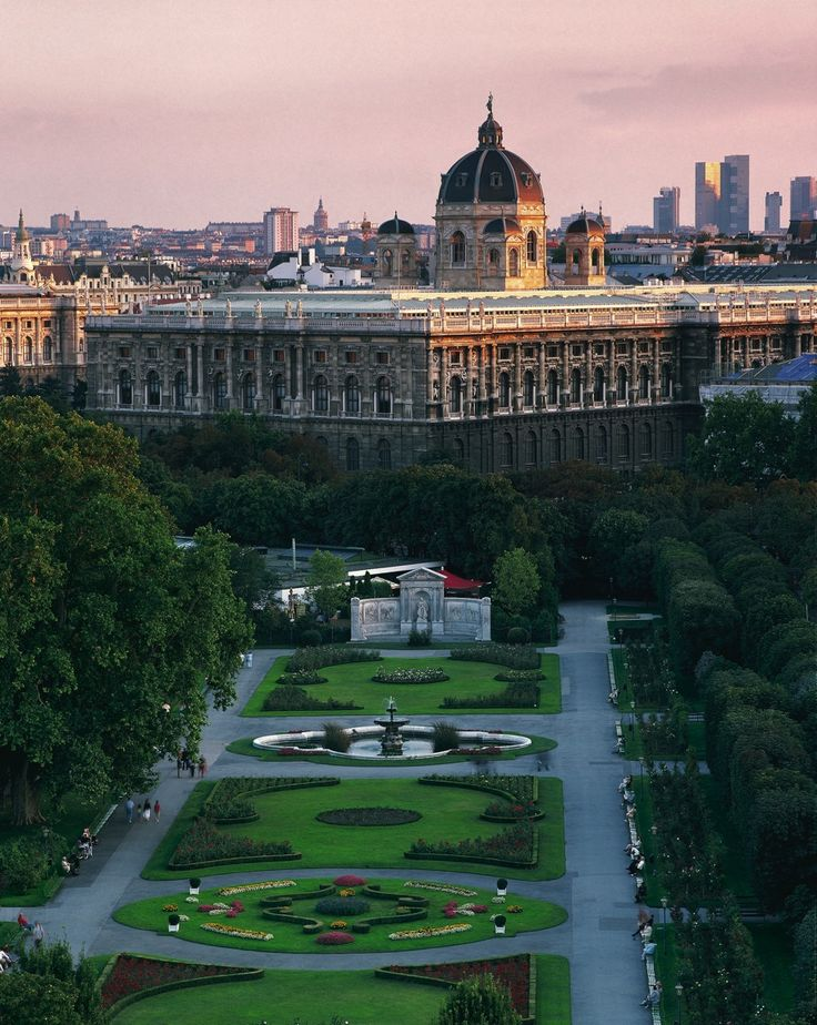 Vienna, Austria I'd love to go back!