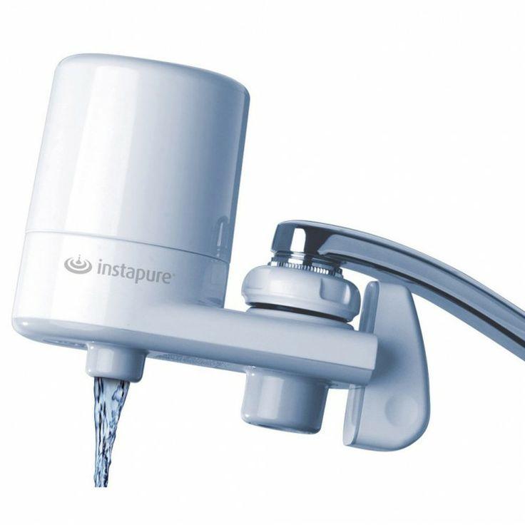 Συσκευή φίλτρου νερού βρύσης Instapure F2(F6) Λευκό