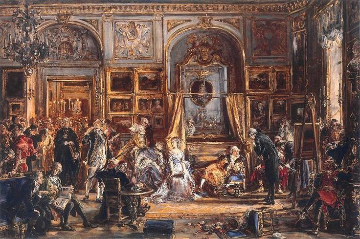 On 3rd of May we celebrate the Polish Constitution Day. The Constitution of 3 May 1791 was the world's second-oldest codified national constitution after the 1789 U.S. Constitution. Picture Jan Matejko (1889) - The Constitution of May 3. Four-Year Sejm. Educational Commission. Partition. A.D. 1795. Royal Castle in Warsaw. #Poland #Constitution #JanMatejko