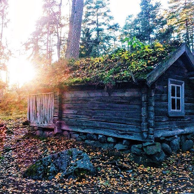 Seurasaari, an open-air museum in Helsinki, Finland is like being inside a fairy tale.