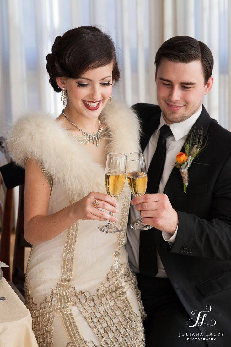 Best 25 1920s wedding hair ideas on pinterest romantic short 1920s wedding dress juliana laury photography philadelphia area bucks county wedding photography ombrellifo Gallery