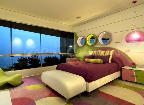32 best re designing my room images on pinterest for Fotos de decoracion de recamaras