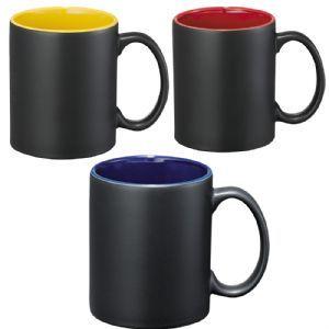 Product shown : 4057BL                            #4057BL - Maya Ceramic Mug