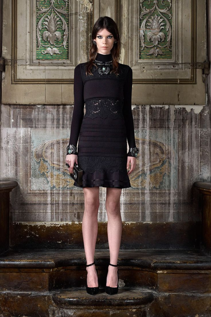 nikes air mag Roberto Cavalli Pre Fall    Collection  Gallery  Style com