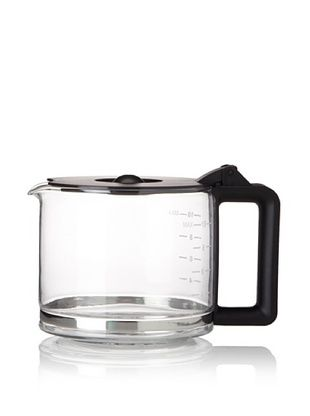 74% OFF Espressione Glass Carafe for 3-in-1 Coffee Beverage System, Clear