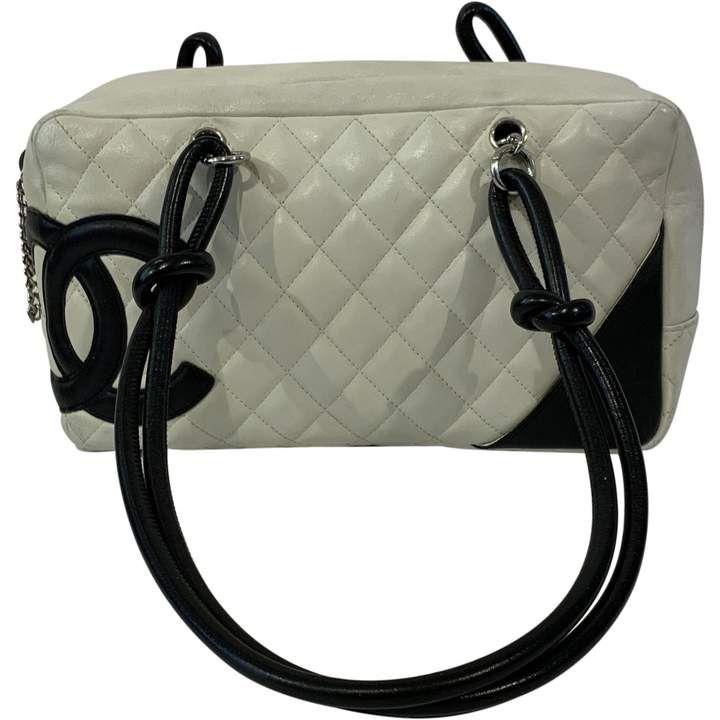 Bowling Bag Leather Bag Leather Bowling Bag White Leather Handbags Bowling Bags